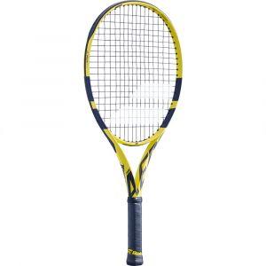 """Babolat Raquette de Tennis Junior Pure Aero 25"""", Jaune"""