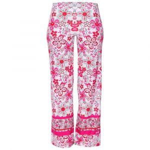 IQ-Company Pantalon De Plage IQ 230, Vêtement Anti-UV Femme, Rose, FR : L (Taille Fabricant : L (42))