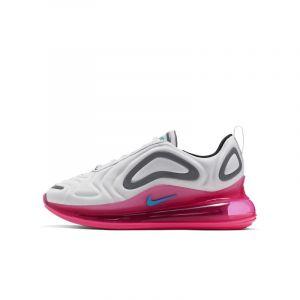 Nike Chaussure Air Max 720 pour Jeune enfant/Enfant plus âgé - Argent - Taille 37.5 - Unisex