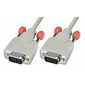 Lindy 31552 - Câble VGA HD-15 m/m 5 m.
