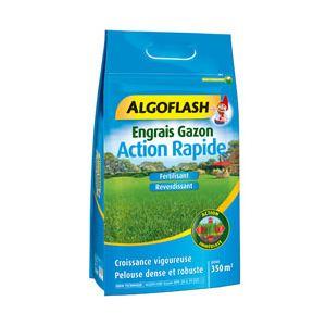 Algoflash Engrais gazon action rapide 7 kg