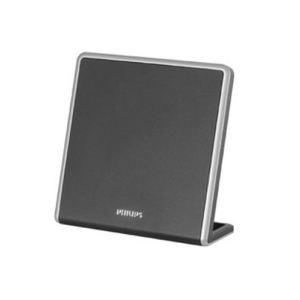 Philips SDV7220/12 - Antenne TV numérique d'intérieur avec amplification de 49dB