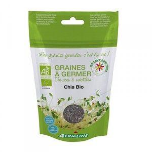Germ'line Graines à Germer Bio Chia 100g