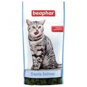 Beaphar Friandises dents saines à la chlorophylle 35 g