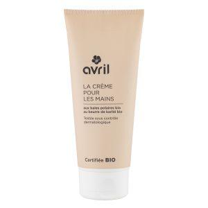 Avril Crème pour les mains aux baies polaires Certifiée Bio