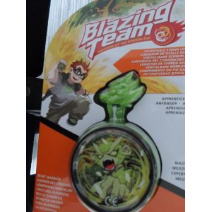 Auldey Blazing Team - Yo-yo Guerrier des créatures Niveau 1 - War Tiger