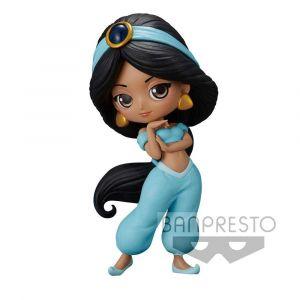 Banpresto Disney figurine Q Posket Jasmine Normal Color Ver. 14 cm-