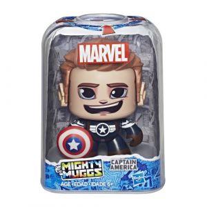 Mighty Muggs Figurine Marvel Captain America 2