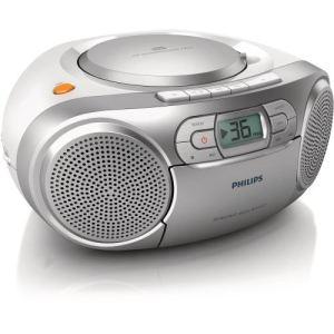 Philips AZ127/12 - Lecteur de CD et cassette