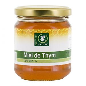 Boutique Nature Miel de thym bio