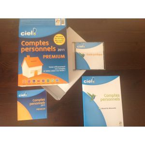 Comptes Personnels Premium 2011 [Windows]