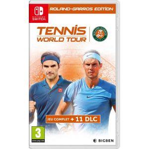 Tennis World Tour Roland Garros Edition Complete [Switch]