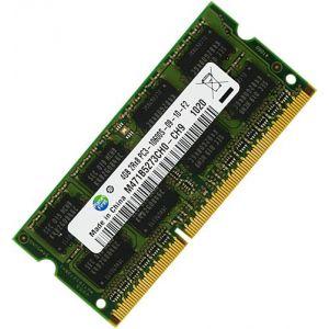 Macway Barrette mémoire 4 Go SODIMM 1333 MHz DDR3 PC3-10600