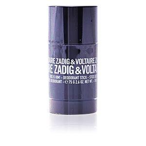 Zadig & Voltaire This Is Him! - Deodorant stick