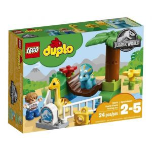 Lego DUPLO Jurassic World 10879 - Le zoo des adorables dinos