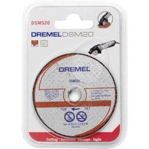 Dremel DSM520 - Disque béton