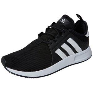 Adidas X_PLR, Chaussures de Fitness Homme, Noir (Negbas/Ftwbla 000), 40 2/3 EU