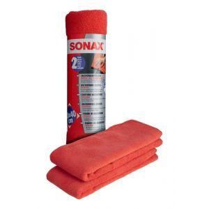 Sonax Chiffons Microfibres Extérieur (Par 6)