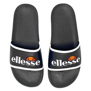 ELLESSE Claquettes Sandale Tong Claquette Homme Slides M Noir - Taille 44