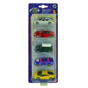 John World Coffret 5 voitures : Pack n°4