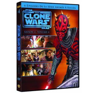 Star Wars : The Clone Wars - Saison 4, Volume 4