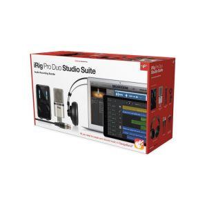 Ik multimedia iRig Pro Duo Studio Suite - Pack production