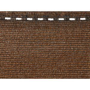 Naterial Brise-vue sans attache l1 x H100 x L500 cm