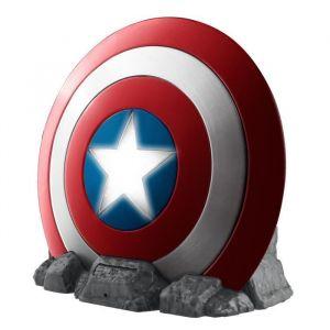 iHome VI-B72CA-EX Captain America Enceintes PC / Stations MP3