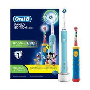Braun Oral-B Pro 700+ Family Edition