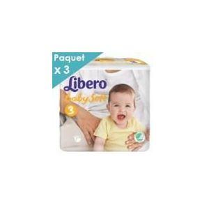Libero Baby Soft 3 (4-9 kg) - 186 langes