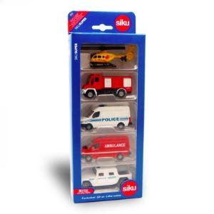 Siku 6289 - Coffret cadeau Ambulance - 1:64