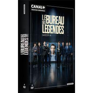 Le Bureau des légendes - Saison 4 [DVD]