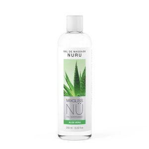 Mixgliss Gel de Massage Nuru NÜ Aloe Vera 250 ml