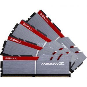 G.Skill F4-3200C16Q-16GTZB - Barrette mémoire TridentZ DDR4 16 Go (4 x 4Go) DIMM 288-PIN 3200 MHz