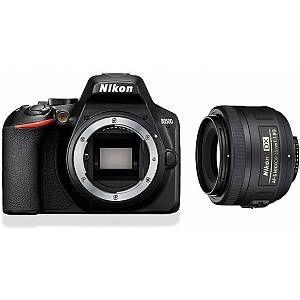Nikon D3500 + 35mm f/1.8 AF-S DX G