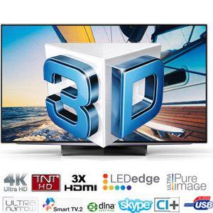 Image de Thomson 55UW9786 - Téléviseur LED 3D 139 cm 4K UHD