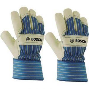 Bosch 2607990110 - Gants en cuir de bovin pleine fleur GL FL 11
