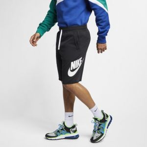 Nike Short Sportswear pour Homme - Noir - Taille L - Male