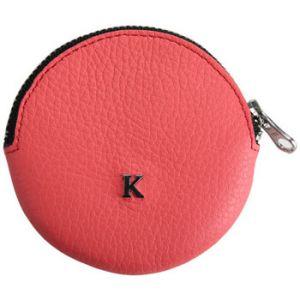 Kesslord Karon Country - Porte-monnaie en cuir - corail