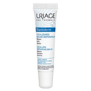 Uriage Bariéderm Lèvres - Baume isolant réparateur apaisant