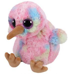Ty Beanie Boo's - Peluche Kiwi l'oiseau 15 cm