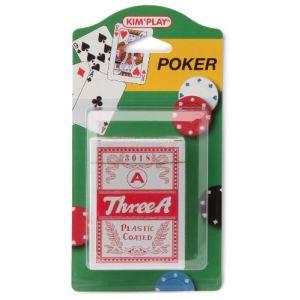 Kim'play Cartes de Poker