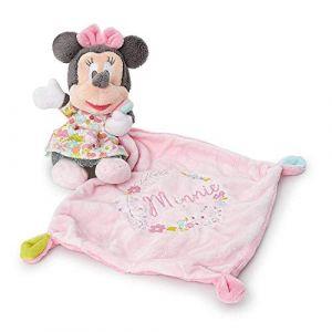 Disney Peluche Minnie Floral 15 CM Doudou, 5875897