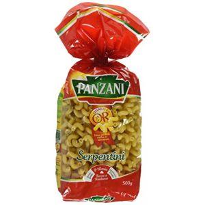 Panzani Serpentini 500 g - Lot de 6
