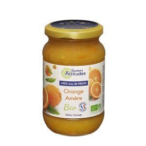 Saveurs attitudes Préparation Orange amère bio 310g