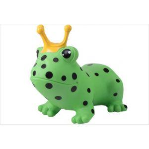 Inovtex Animal sauteur : grenouille verte