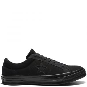 Converse One Star Ox chaussures noir T. 36,5