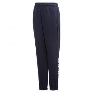 Adidas E Lin Navy Pant jr - Pantalon de survêtement - Bleu Marine/Bleu Nuit - Taille 13à14