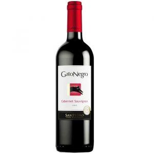Gato Negro San Pedro Vin rouge du Chili