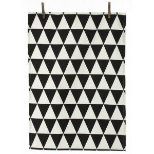 Ferm Living Torchon de cuisine Triangle (50 x 70 cm)